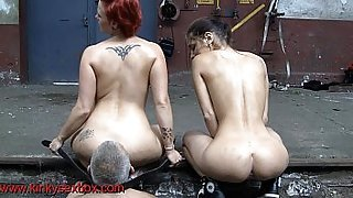 slave assworships mistresses
