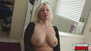 Seducing mature female Cala Craves is pounded in the ass
